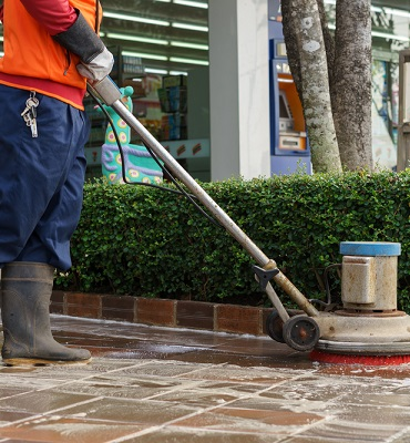 Plomelin nettoyage après travaux